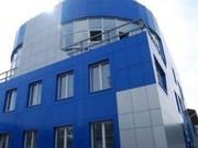 Вентилируемый фасад, монтаж.