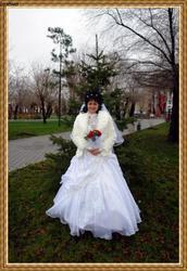 Продаю свадебное платье в отличном состоянии